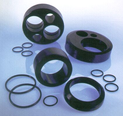 Custom molded seals